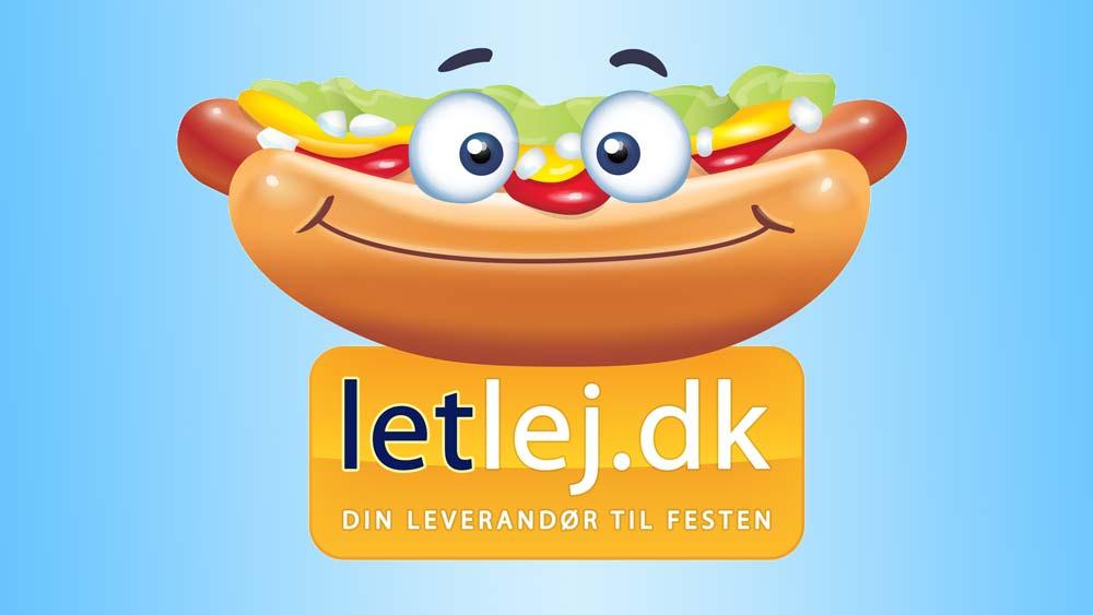 skilt af letlej.dk